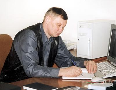 Михаил Михайлович Ходаренок