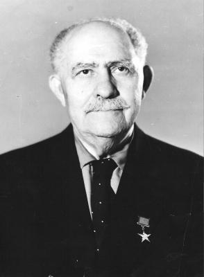 Лазарь Моисеевич Каганович